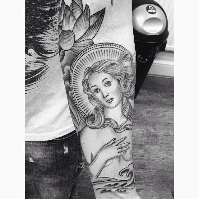 botticelli tattoo - Google Search