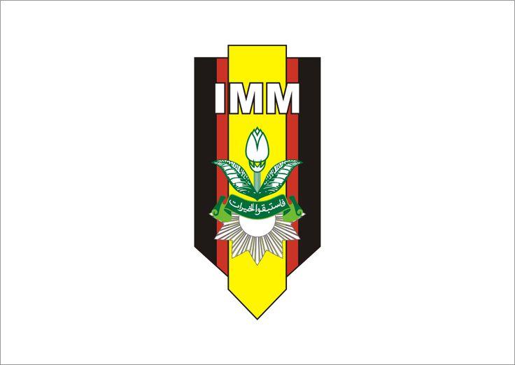 Logo IMM (Ikatan Mahasiswa Muhammadiyah) Vector cdr dan Ai