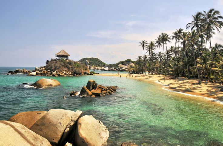 Cabo San Juan Beach, Tayrona National Park, Colombia - Explore the World with Travel Nerd Nici, one Country at a Time. http://travelnerdnici.com