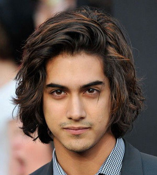 Mens Medium Length Hairstyles : 2015 Medium Hairstyles