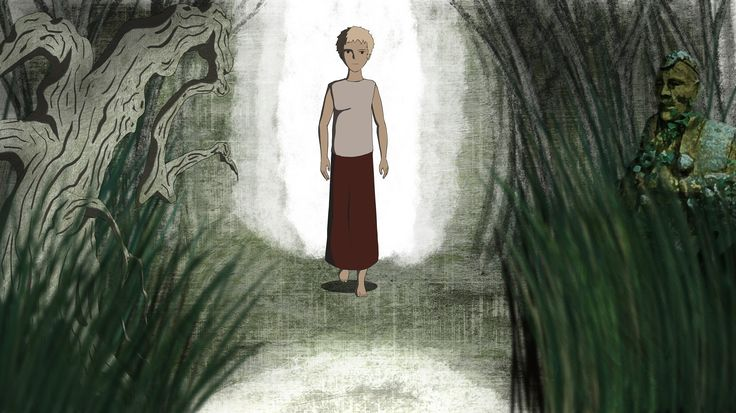 Beatifull hand painted graphic adventure Saucer-Like arrives today at Steam Greenlight to get the support and votes from the community. Saucer-Like, developed by Spanish indie studio Fosfatina, is more than a video game, it is an animist fable. A reflection on the role of the individual in society.