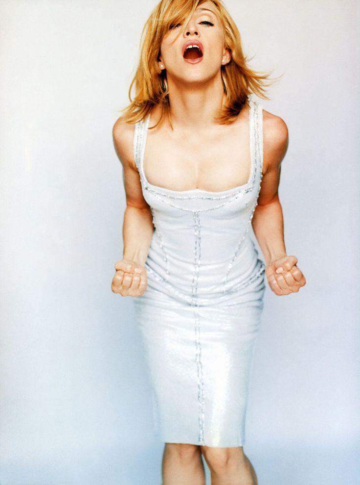 Madonna Versace 1995 Mario Testino Madonna Fashion