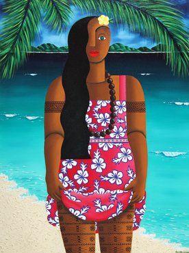 "Daniella Hulme, ""Memories of Samoa"""