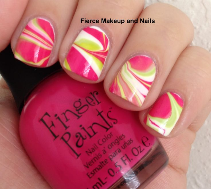 25+ best Marbled nail polish images by Rhiannon McQueen on Pinterest ...