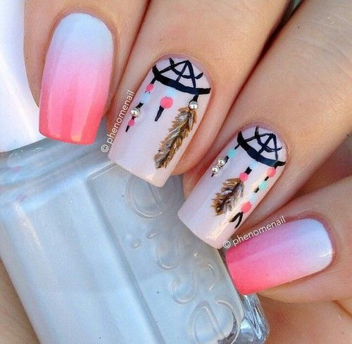 15 increíbles y fáciles diseños para tus uñas. ¡Los amarás!