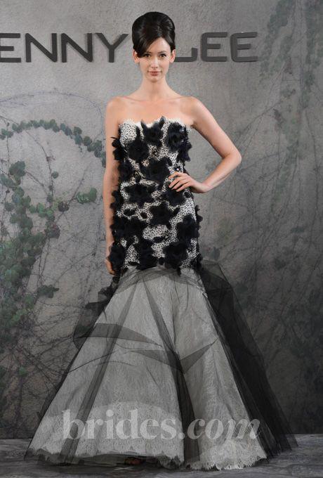 Jenny Lee wedding dress - Fall 2013