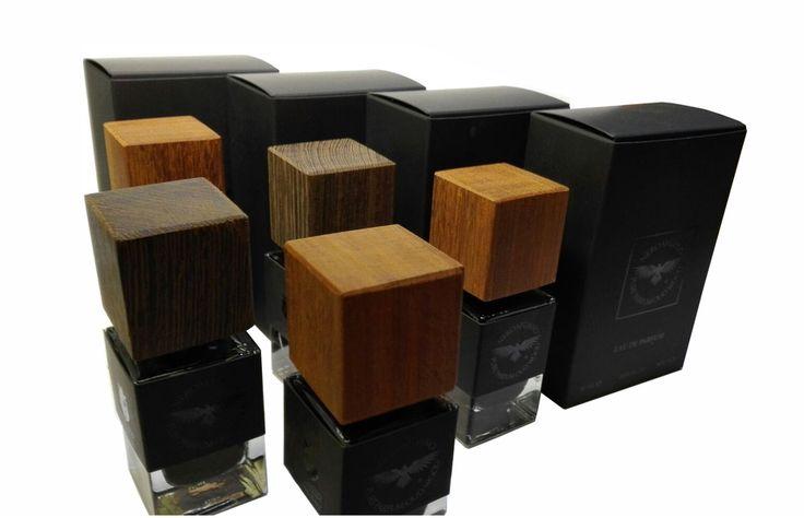 NeroAfgano Oud Wood pure parfume