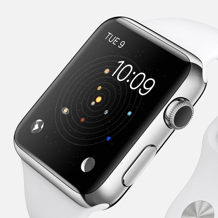Apple - Apple Watch - Film | From the TAPTIC Engine to the styles and sizes, Apple has thought this innovation through. I particularly like the health affordances.