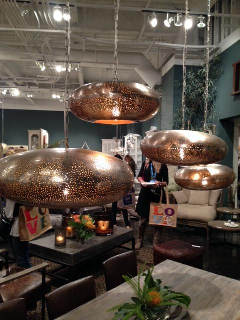 Dovetail Furniture At Las Vegas Market Show. See More Photos From #LVMkt  Http: