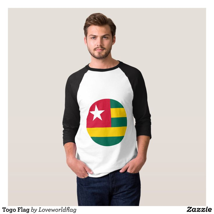 Togo Flag T-Shirt - Heavyweight Pre-Shrunk Shirts By Talented Fashion & Graphic Designers - #sweatshirts #shirts #mensfashion #apparel #shopping #bargain #sale #outfit #stylish #cool #graphicdesign #trendy #fashion #design #fashiondesign #designer #fashiondesigner #style