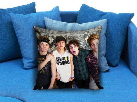 5sos 5 Seconds of Summer Luke Hemmings Pillow case  #pillow #case #pillowcase #custompillow #custom