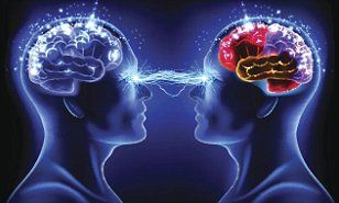 Two men, 4,600 miles apart, send TELEPATHIC messages to each other using their minds #DailyMail