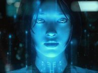 Microsoft to employ Halo voice actress for Siri rival, report says Jen Taylor, who played the role of AI character Cortana in the Halo video game series, will reportedly be the  voice for Microsoft's personal assistant, set for a beta release on Lumia devices in April.