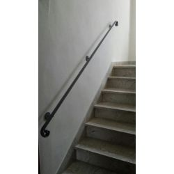 Wrought Iron Handrail. Customize Realizations. 399
