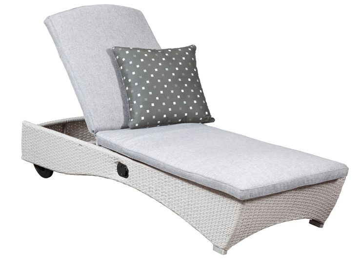 Outdoor Sunlounges - Ancona Sunlounge - Segals Outdoor Furniture Perth