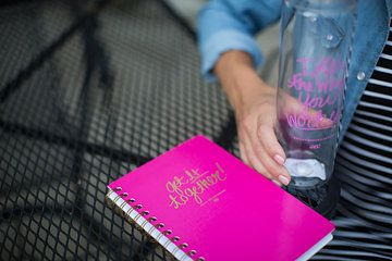 Photo from Single Thread Boutique - Back To Campus 2015 collection by Single Thread Boutique #ashleybrookedesigns #notebook #waterbottle #getittogether #singlethreadbtq #shopstb #boutique