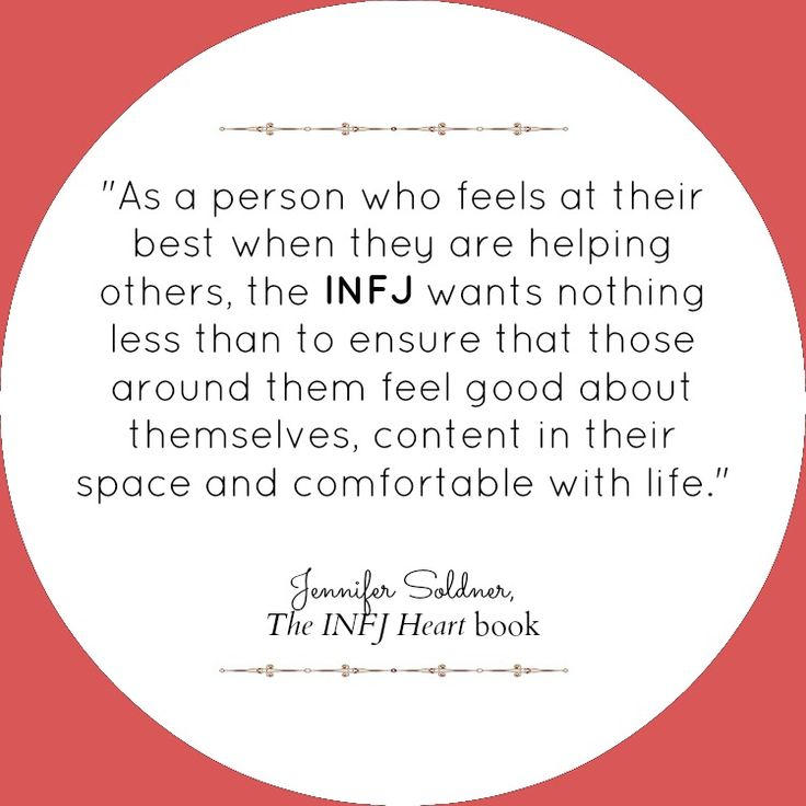 Introverted-Intuitive-Feeling