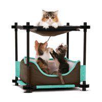Jouet pour chat - Aire de jeu Cosy Bed