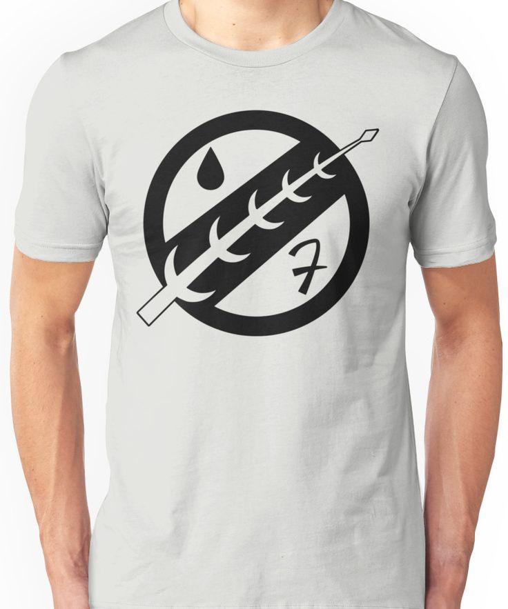 Boba Fett Mandalorian Symbol Unisex T-Shirt