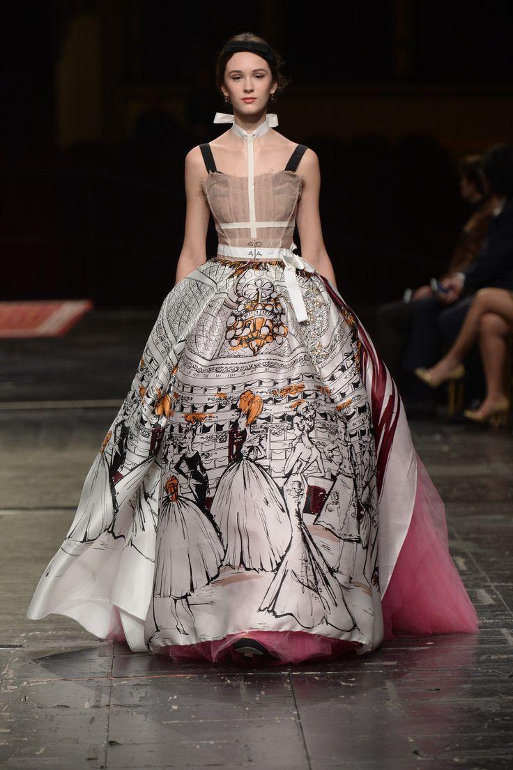Défilé Dolce & Gabbana Haute Couture printemps-été 2016 COUTURE