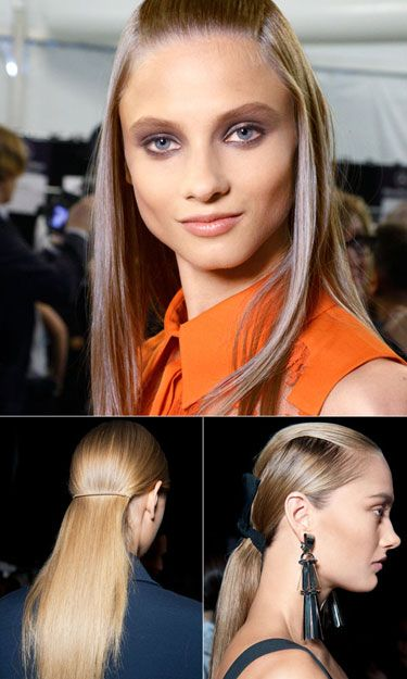 Spring 2013 Runway Beauty - Spring 2013 Inspired Beauty Trends - Harper's BAZAAR
