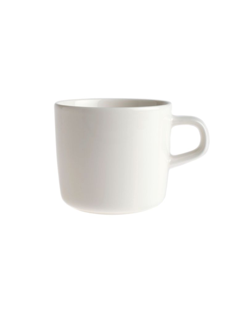 Vakker kopp som forgyller kaffepausen. Materiale: stengods. Tåler maskinvask, mikrobølgeovn og fryser. 2 dl.