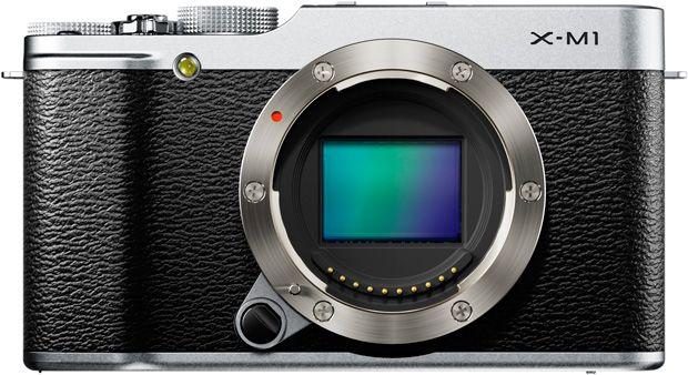 Fujifilm X-M1 : un nouveau compact à objectifs interchangeables en entrée de gamme : 16 Mpx APS-C X-Trans, vidéo.