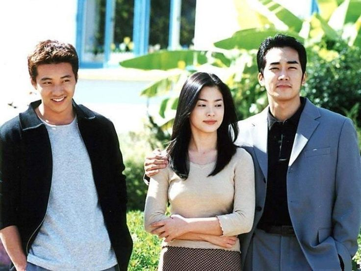 Autumn In My Heart.....my first korean drama, yet it still my best one! Been hooked ever since!!!!