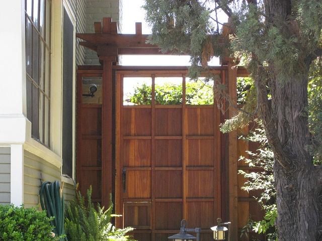 35 Best Images About Craftsman Fences Gates On Pinterest