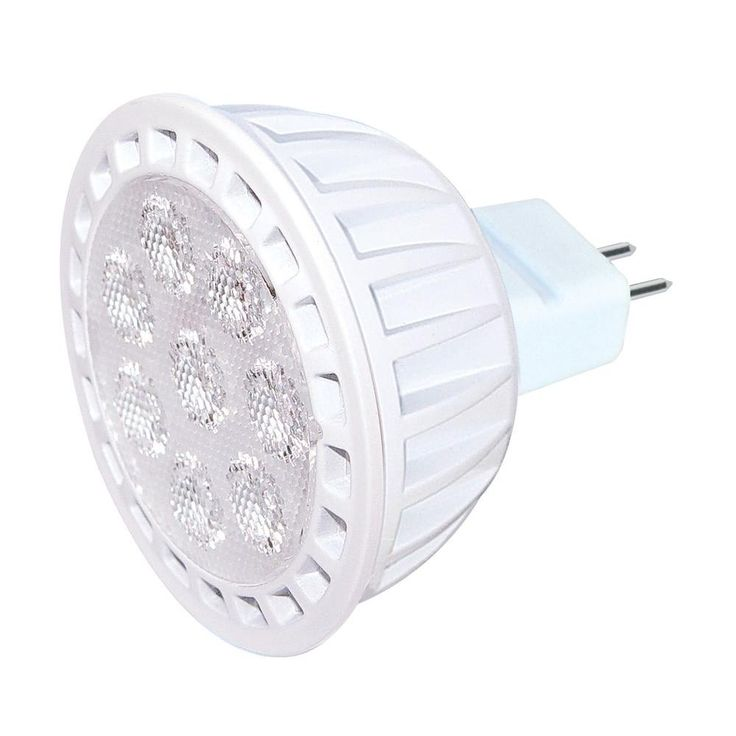 Glomar 60W Equivalent Natural Light MR16 LED Light Bulb