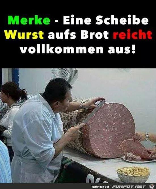 Eine Scheibe Wurst - Lol! The guy looks like Gru from Despicable Me.