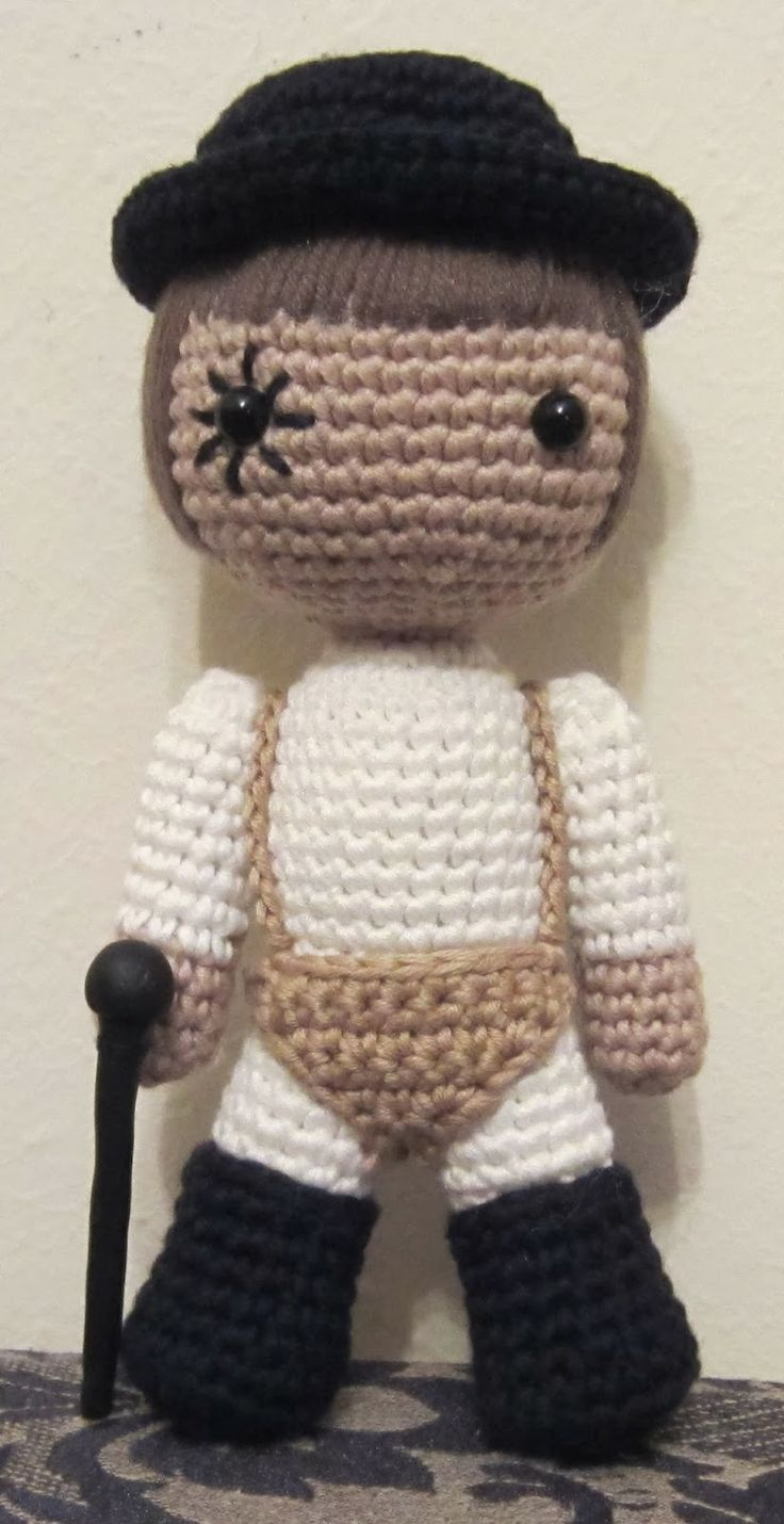 Amigurumi Clockwork Orange Free Pattern ( Scroll down for English pattern after Catalan and Spanish version)