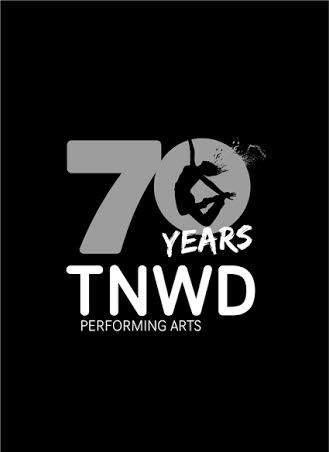 70th Show logo #TNWD70 x