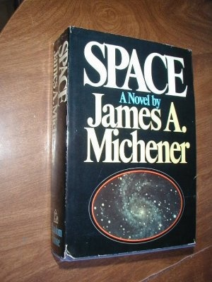 $5.00 Space by James A. Michener (1982)