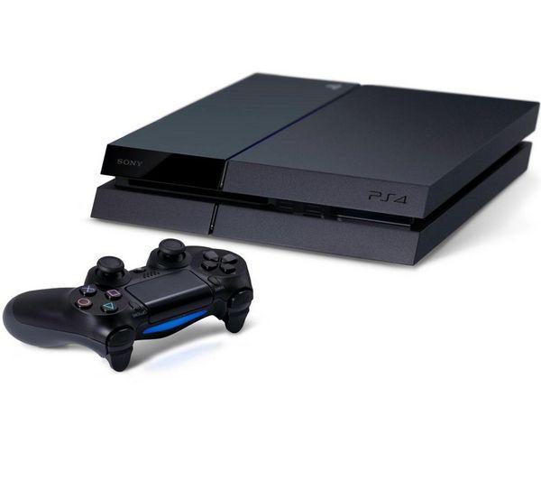 SONY Konsoll PlayStation 4 - PS4 - 500 GB - Svart fra Pixmania. Om denne nettbutikken: http://nettbutikknytt.no/pixmania/