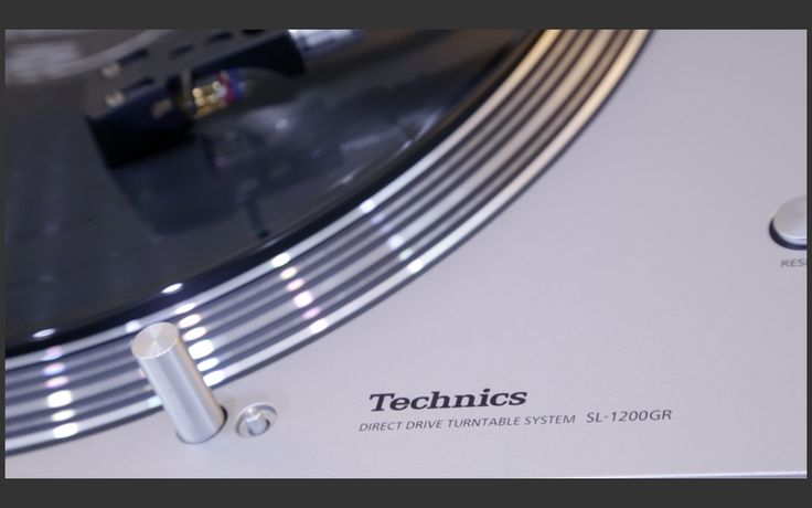 The launch of a new Technics SL1200GR turntable at CES 2017 created a stir of seismic proportions, and we were the first in the queue for a listen...