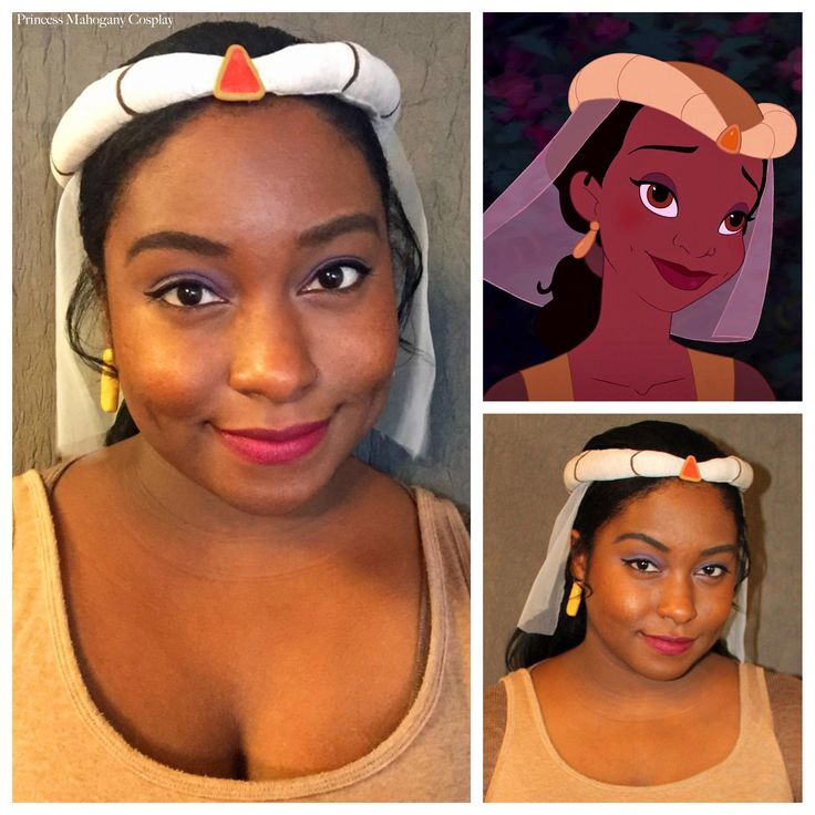 Princess Tiana Makeup: 27 Best Princess Mahogany Cosplay Images On Pinterest