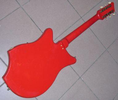 seltene alte DDR E-Gitarre aus Markneukirchen, Neuaufbau... in Berlin - Prenzlauer Berg | Musikinstrumente und Zubehör gebraucht kaufen | eBay Kleinanzeigen