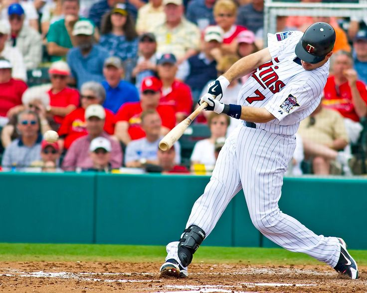 Joe Mauer, Minnsota Twins, 1B