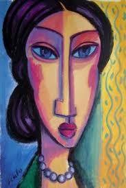 Resultado de imagen de combinaciones de color en rostros