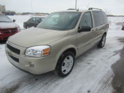 2009 Chevrolet Uplander located at our Red Deer location.   ***Traction Control***