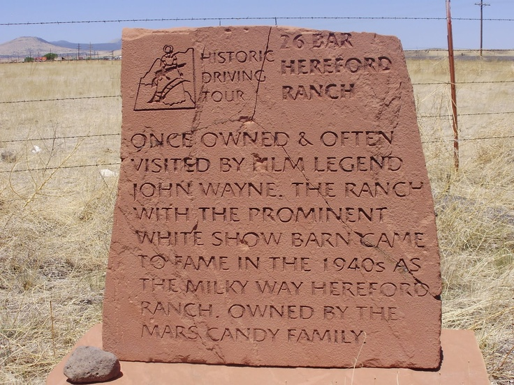 John Wayne's Arizona Ranch
