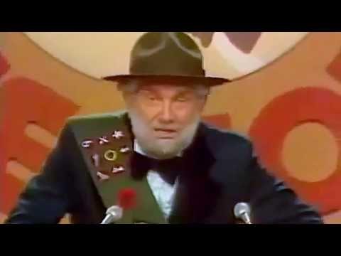 Foster Brooks Roasts Dean Martin - YouTube