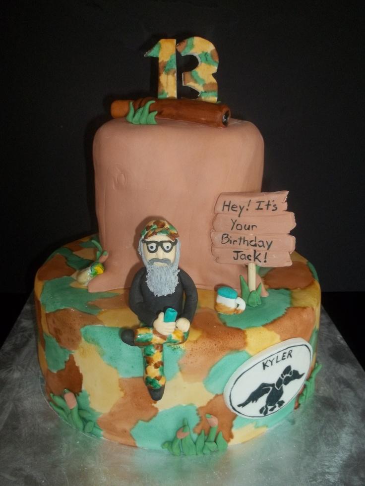 Best 25+ Duck dynasty cakes ideas on Pinterest Duck ...