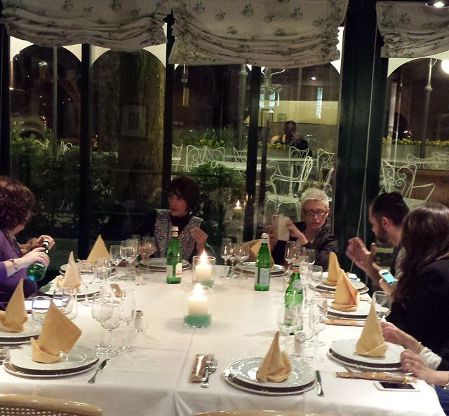 Food blogger weekend al #ristorantelaveranda #bloggerlakecomo www.hotel-posta.it
