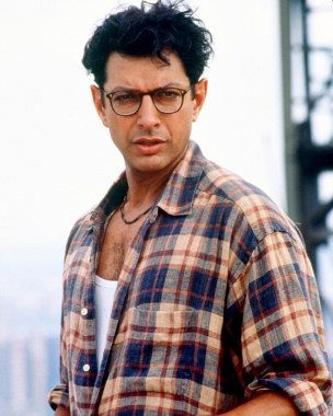 Jeff Goldblum in Independence Day