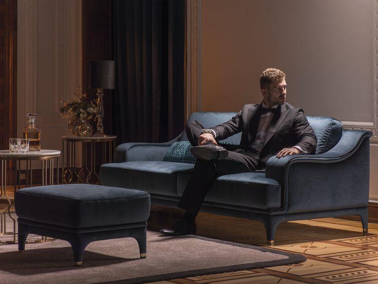 sofa Traviata #kler #sofa #styl #design #quality #kolor #dom - designer couch modelle komfort