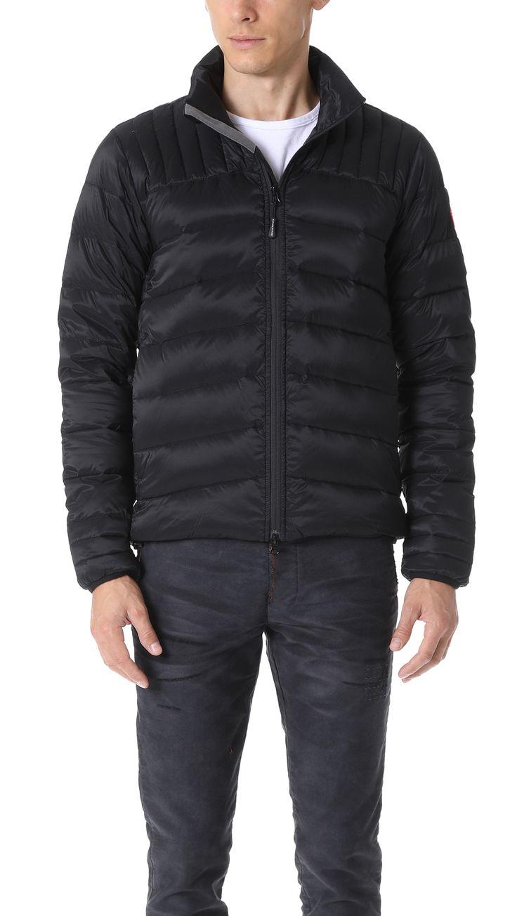 CANADA GOOSE Brookvale Jacket. #canadagoose #cloth #jacket