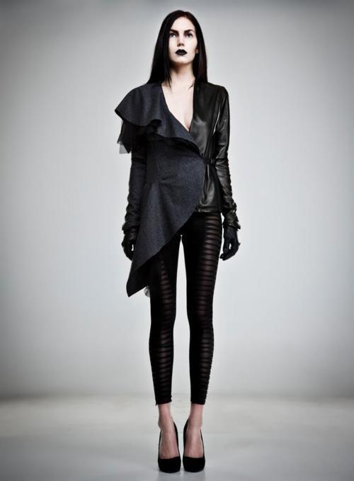 Ashley Padded, Blouson Femme, Noir (Black 1), 44New Look