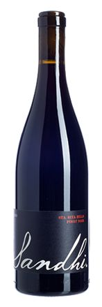 For Bruce - 2013 Sta. Rita Hills Pinot Noir - Special Wines To Impress The Wine Lover In Your Life - The Sandhi wines are a joint venture between famed sommelier Raj Paar, award-winning winemaker Sashi Moorman and former Screaming Eagle owner Charles Banks. This triple crown of wine genius yields elegant, beautifully balanced wines –the Pinot is lovely (all raspberry, wild strawberry cinnamon and earth) but don't overlook the Sandhi Chardonnays. Great values
